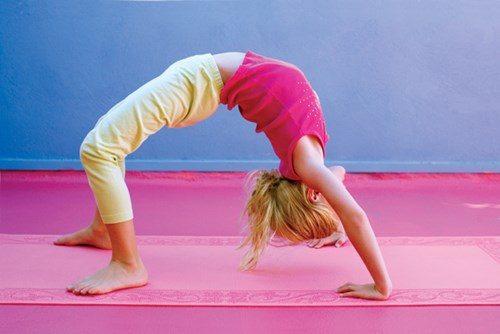 Yoga cho trẻ em: Tăng chiều cao và tính tập trung