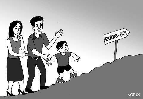 4 yếu tố ảnh hưởng đến sự phát triển nhân cách của trẻ