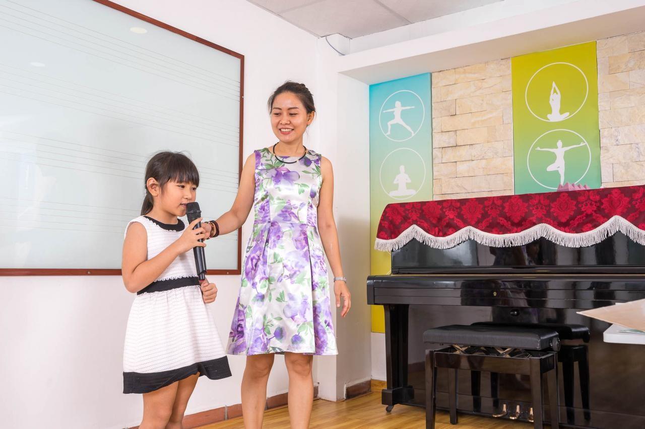 Sự cần thiết cho trẻ học các môn năng khiếu