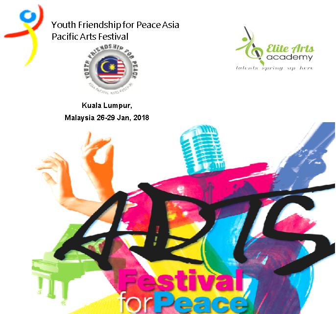 Chương trình Festival Nghệ Thuật Châu Á Thái Bình Dương